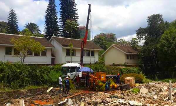 Brookside grove APT Project, Nairobi