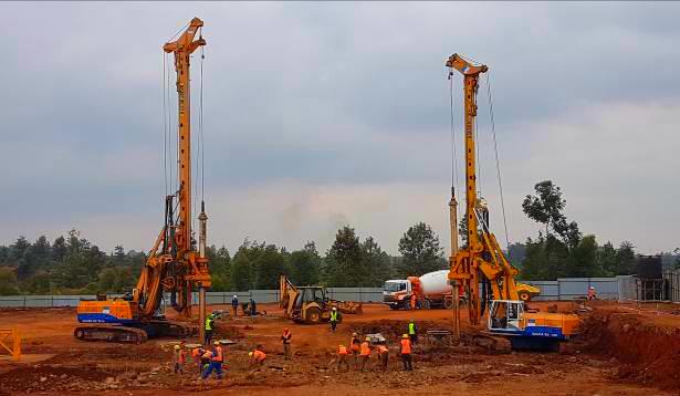 The Proposed Ridge Mixed Use Development on Ridgeways, Nairobi