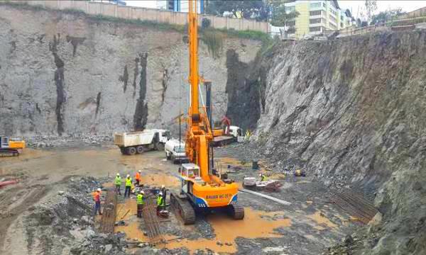 Upper Hill Development Project, Nairobi