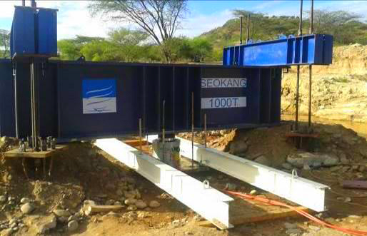 Construction of Loruk-Bapelo(B4) Road Construction, Loruk